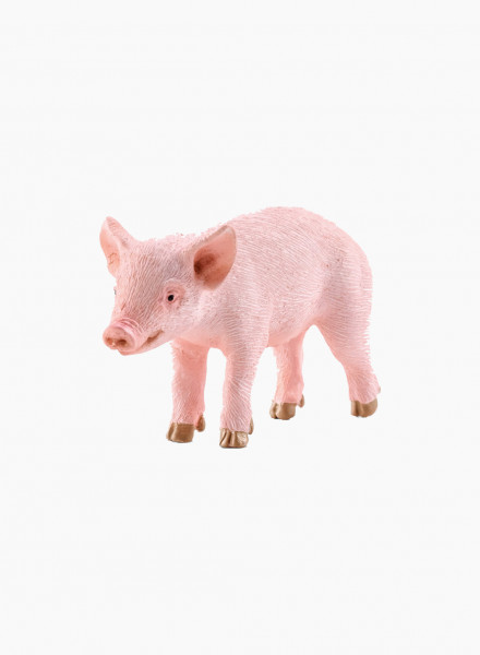 "Animal figurine ""Piglet, standing"""