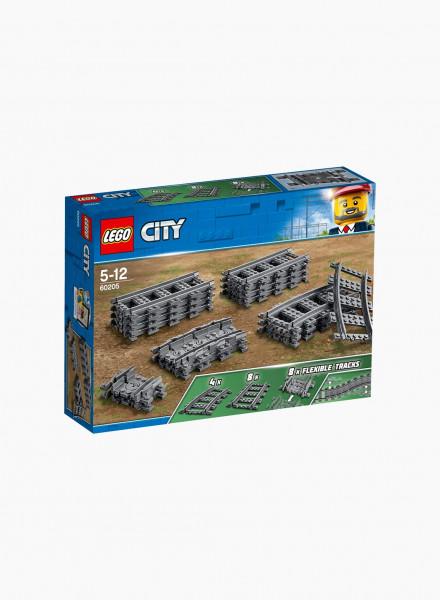 City Կառուցողական Խաղ «Գնացքի Գծեր»