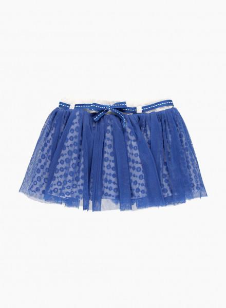Stylish combined skirt