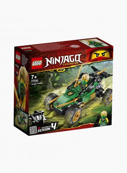"Constructor Ninjago ""Jungle raider"""