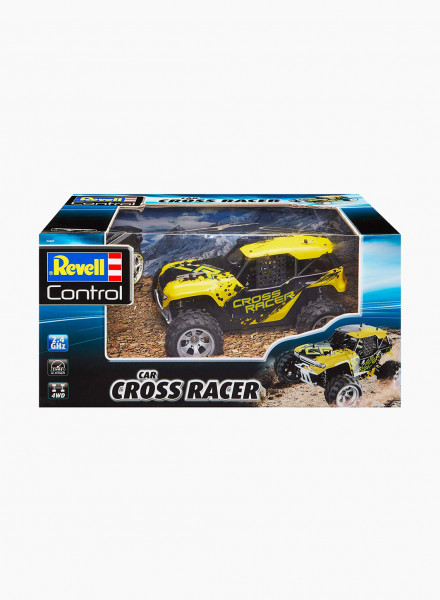 """Remote Control Buggy """"Cross Racer"""""""