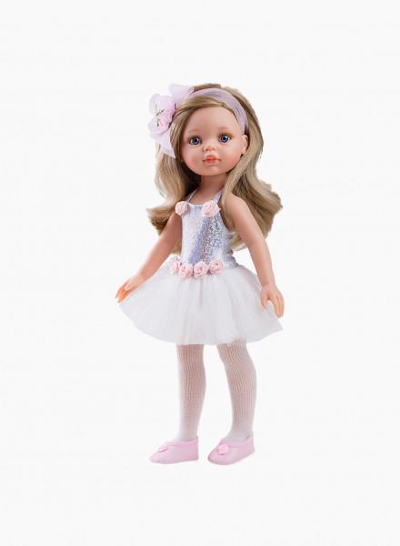 "Doll Carla ""Ballet Dancer"", 32 cm"