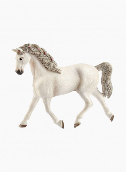"Animal figurine ""Holsteiner mare"""