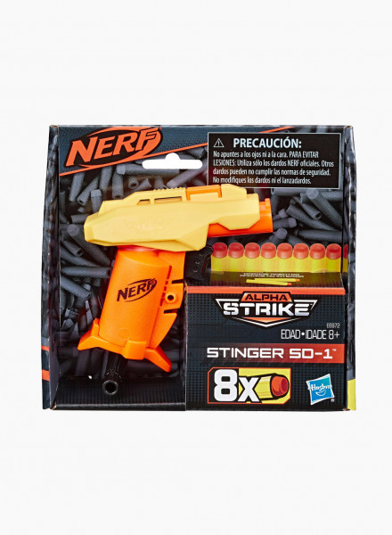 "Бластер NERF ALPHA STRIKE ""STINGER SD 1"""