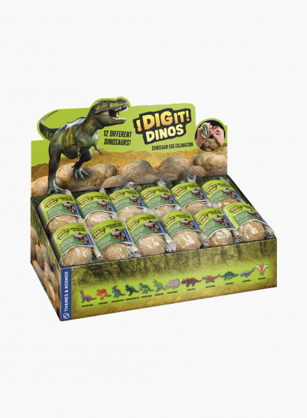 "Excavation Kit ""Dino Egg"""
