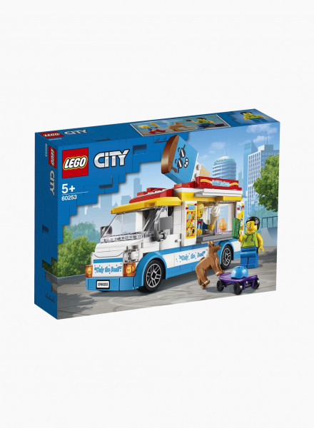 "City Constructor ""Ice-Cream Truck"""
