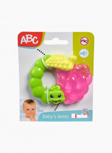 ABC Teether ''Fruits''