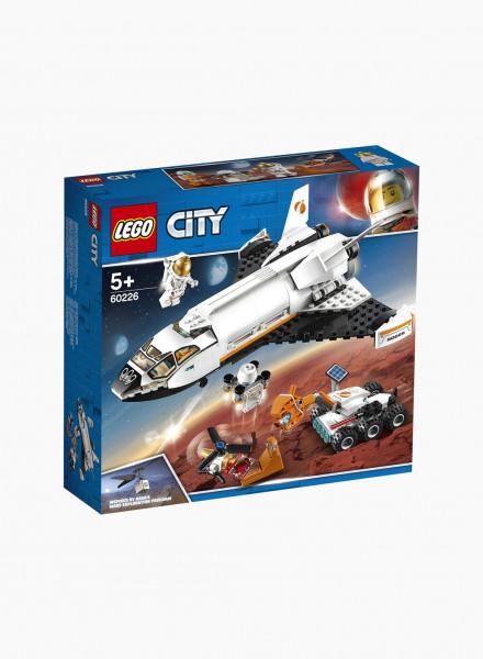Կառուցողական խաղ City «Մարսի հետազոտական շաթլ»