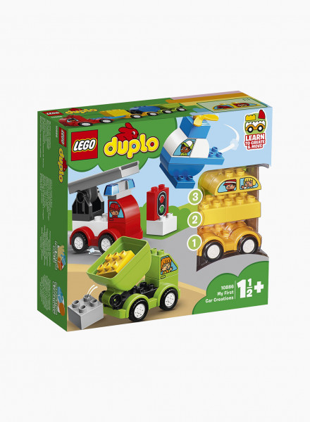 "Duplo Constructor ""My First Car Creations"""