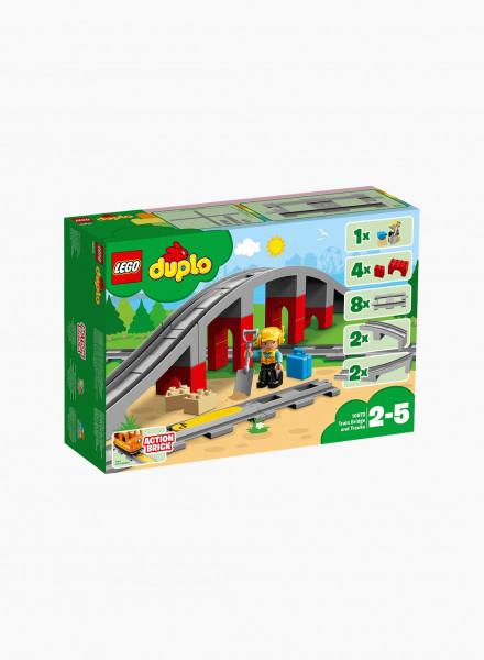 Duplo Constructor ''Train Bridge and Tracks''