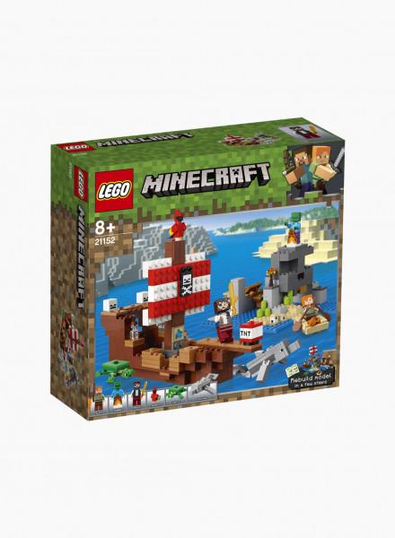 Կառուցողական խաղ Minecraft «Ծովահենի արկածներ»