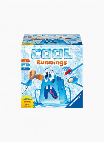 "Board Game ""Cool Runnings"""