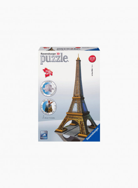"3D Puzzle ""Eiffel Tower, Paris"" 216p"