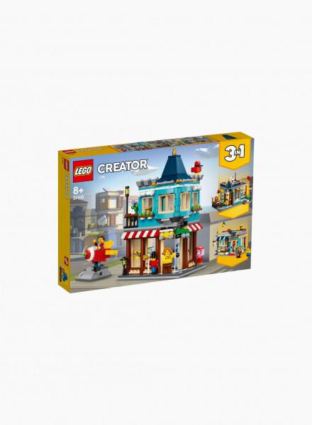 Creator Կառուցողական Խաղ «Խաղալիքների քաղաքային խանութ»
