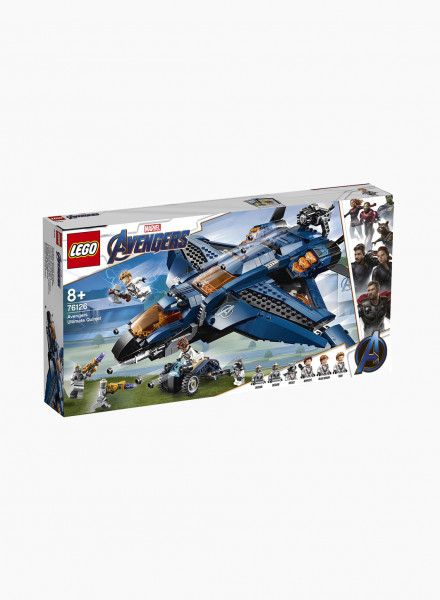 Marvel Constructor ''Avengers Ultimate Quinjet''