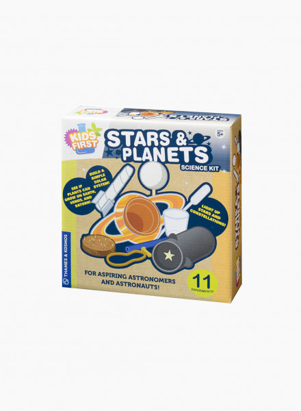 "Educational Game ""Stars & Planets"""