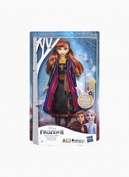 "Cartoon figure Disney Frozen 2 ""Lighting Anna"""