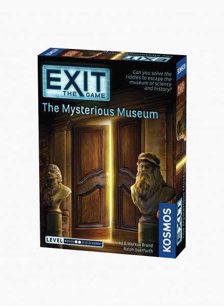 """Board Game """"Exit: The Mysterious Museum"""""""