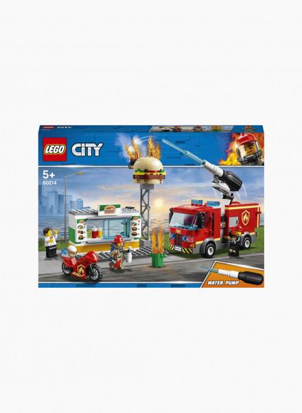 "Constructor City ""Burger bar fire rescue"""