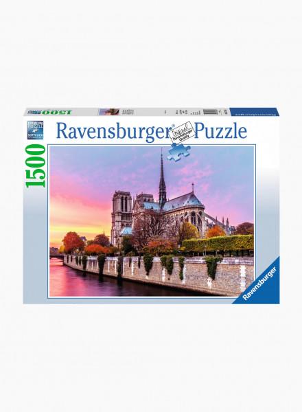 Փազլ «Փարիզի Աստվածամոր տաճար» 1500p