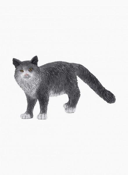 "Animal figurine ""Maine Coon cat"""