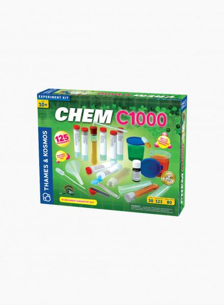 Ուսուցանող Խաղ «Քիմիական Փորձ C1000»
