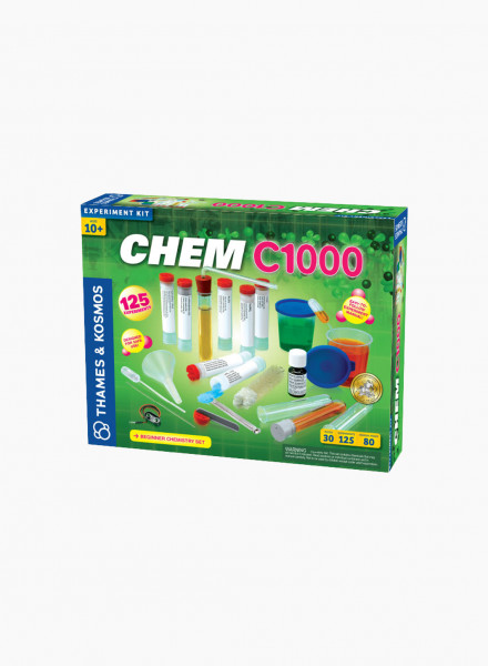 "Educational Game ""CHEM C1000"""