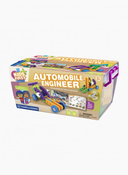 "Constructor ""Automobile Engineer"""
