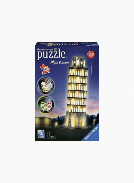"3D Puzzle ""Leaning Tower of Pisa"" 216p"