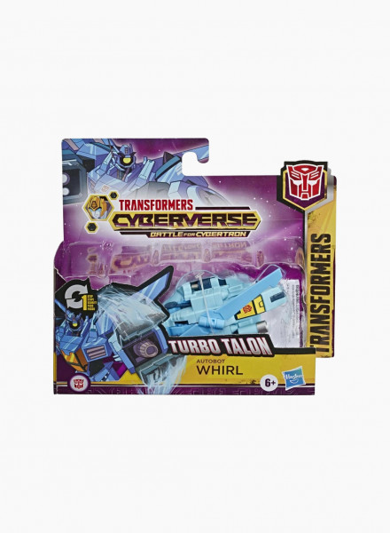 "Transformers Cyberverse 1-Step Changer ""Whirl"""