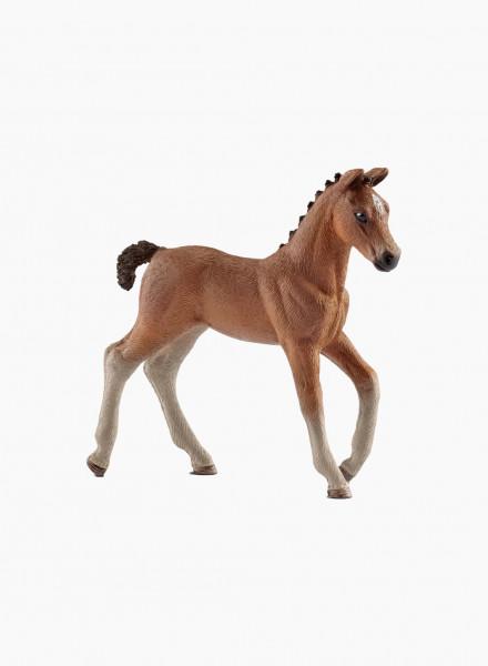 Կենդանու ֆիգուր «Հանովերյան ձի, ձագ»