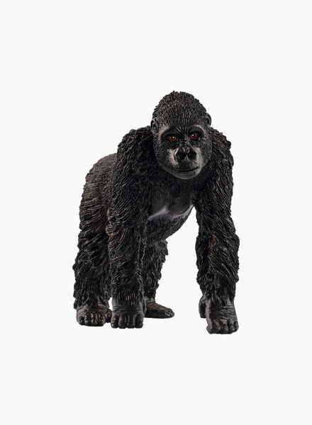 "Animal figurine ""Gorilla, female"""
