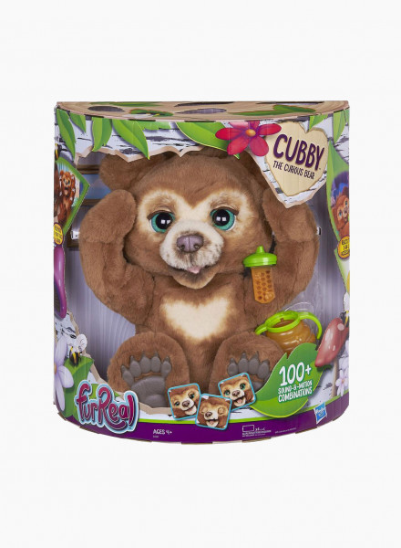 "Interactive Toy FUR REAL FRIENDS ""Curious Bear"""