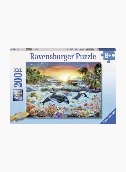 """Puzzle """"Orca Paradise"""" 200p"""