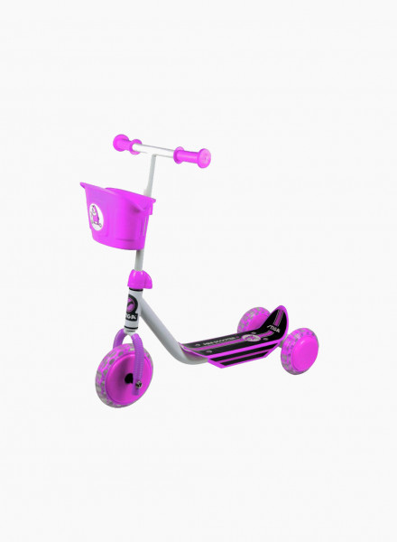 Mini scooter pink