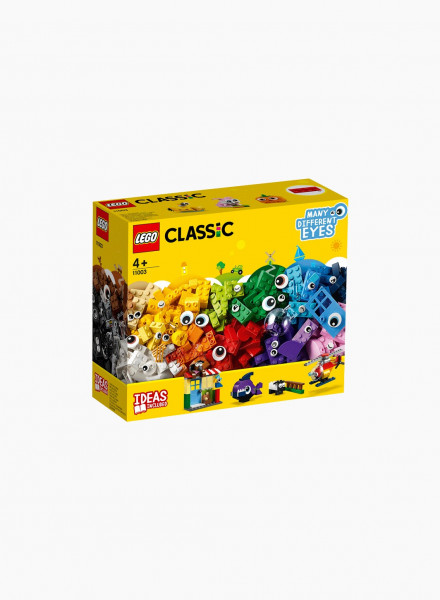Classic Constructor ''Bricks and Eyes''