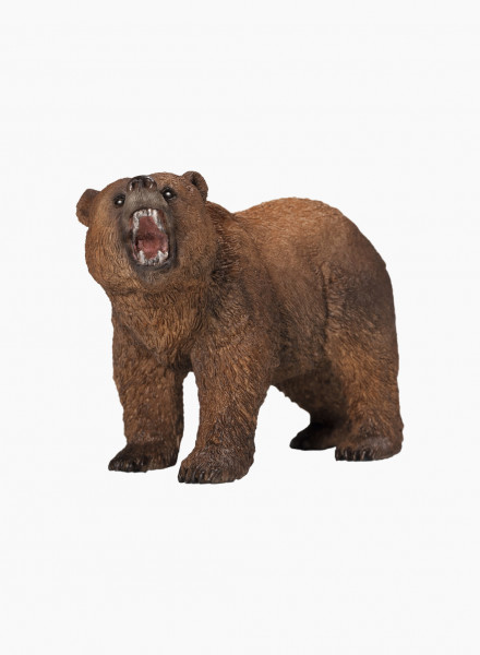 "Animal figurine ""Grizzly bear"""
