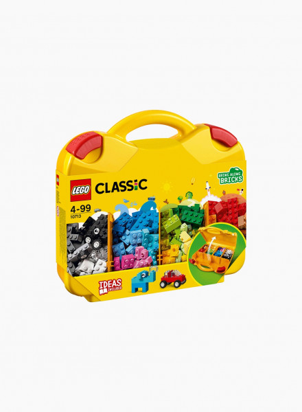 Կառուցողական խաղ Classic «Ստեղծագործական ճամպրուկ»