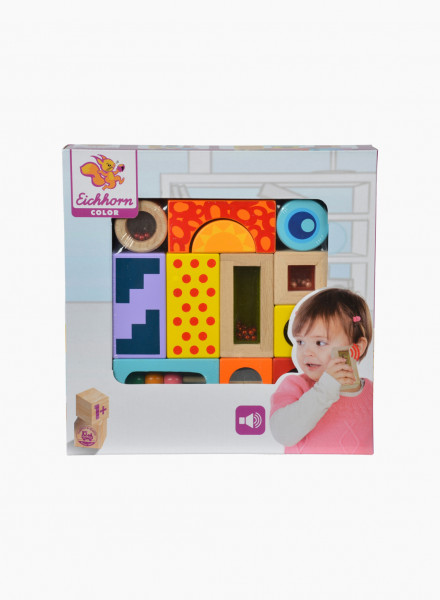 """Eichhorn Еducational toy """"Tinkling Blocks"""""""