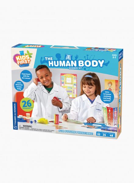 Ուսուցանող խաղ «Մարդկային օրգանիզմ»