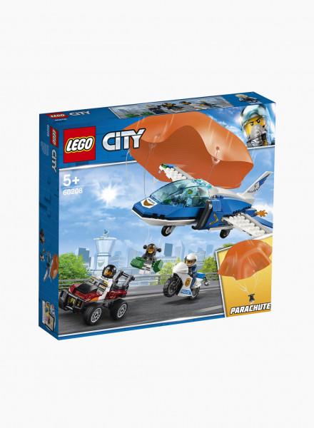"City Constructor ""Sky Police Parachute Arrest"""