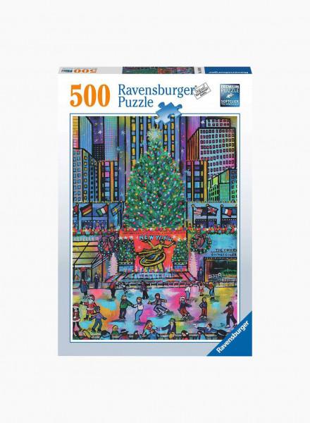 "Puzzle ""Rockefeller Christmas"" 500p"