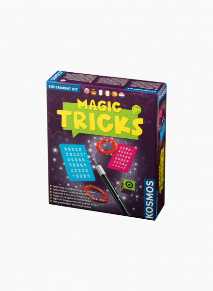 "Educational Game ""Magic Tricks"""