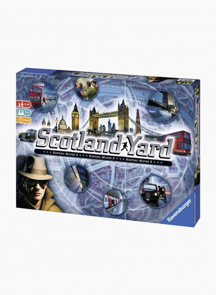 """Board Game """"Scotland Yard"""""""