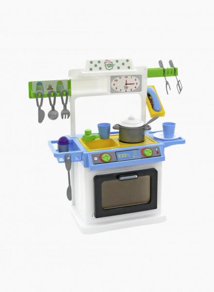 Mini Kitchen Set with 7 Accessories