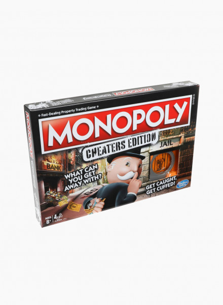 """Board Game MONOPOLY """"CHEATERS EDITION"""""""