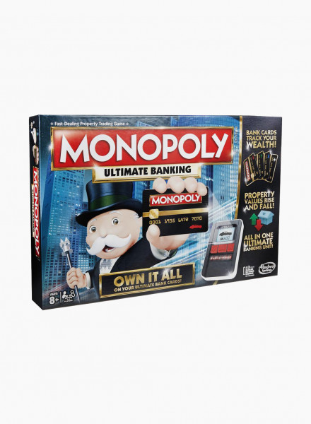 """Board Game Monopoly """"Ultimate Banking"""""""