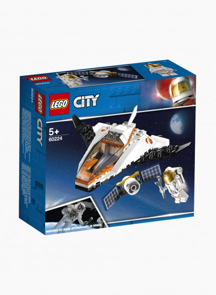 "City Constructor ""Satellite Service Mission"""