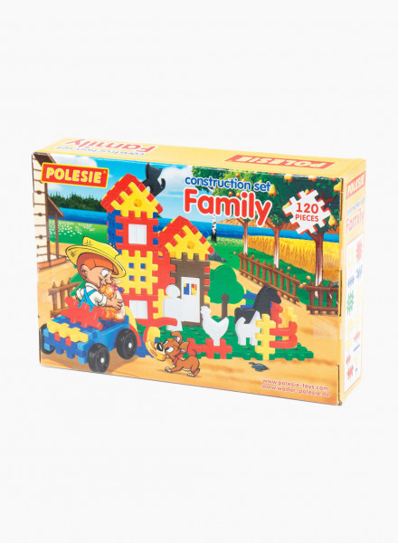 """Constructor """"Family"""" (120 elements)"""