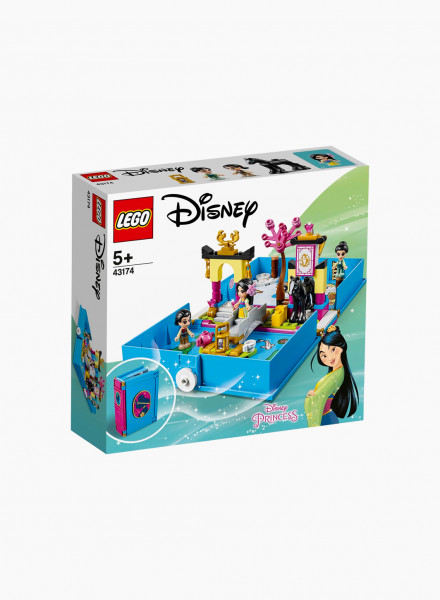 "Disney Constructor ""Mulan's Storybook Adventures"""